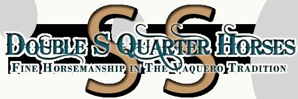 Double S Quarter Horses